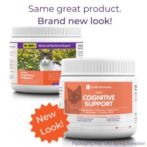Feline Cognitive Support Packaging