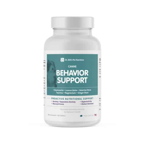 Canine Behavior Support
