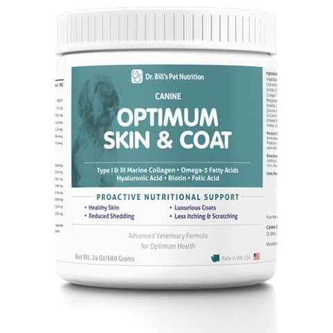 Canine Optimum Skin & Coat