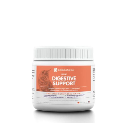 Feline Digestive Support
