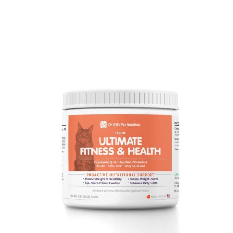 Feline Ultimate Fitness & Health