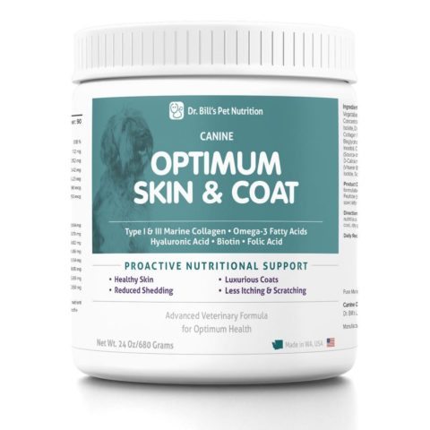 Canine Optimum Skin & Coat