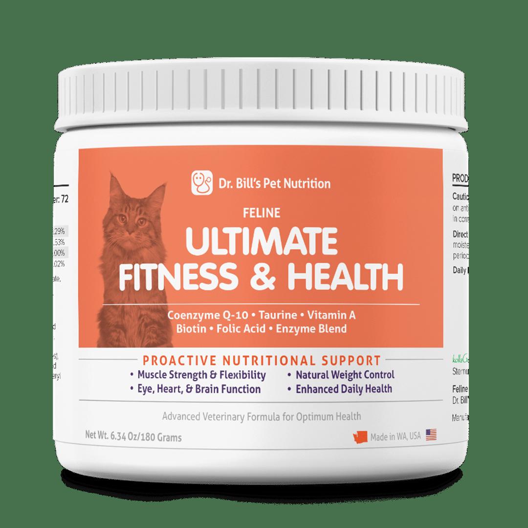 Feline Ultimate Fitness & Health